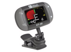 CT30 Clip On Tuner